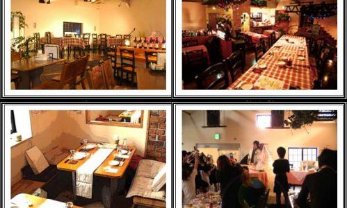 ちろりん村とくるみの木   飯塚のレストラン